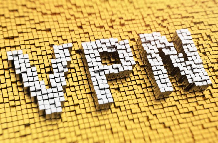 beveiligde verbinding (VPN)