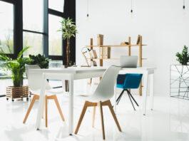kantoorinrichting modern