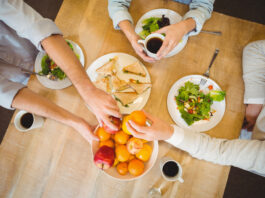personeel bedrijf gezond eten